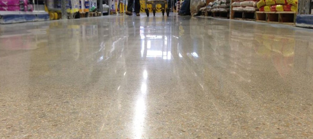 Commercial Concrete Floor Cleaning Concrete Polishing And