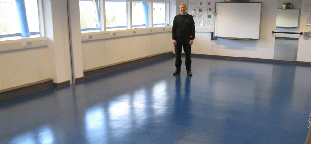 Linoleum flooring restoration linoleum floor cleaning for Lino flooring