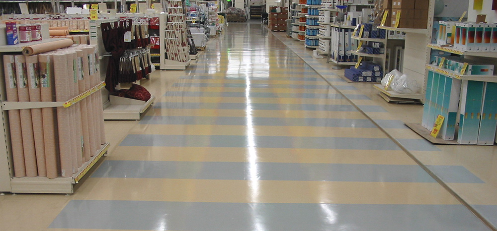 Vinyl Flooring Restoration Vinyl Flooring Restoration Restoring - Vinyl tile floor cleaner
