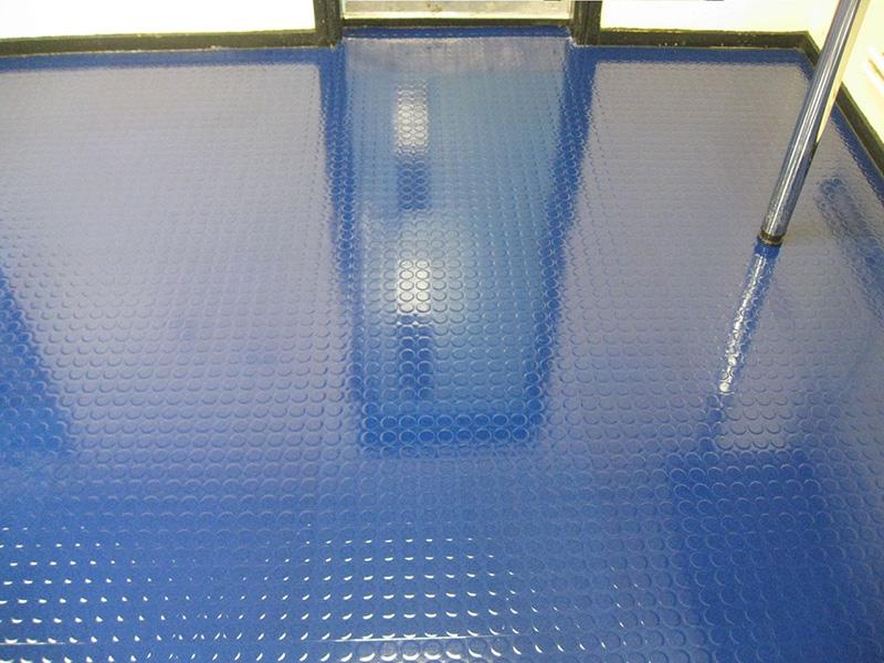 Rubber Floor Restoration Rubber Floor Restoration Rubber Floor