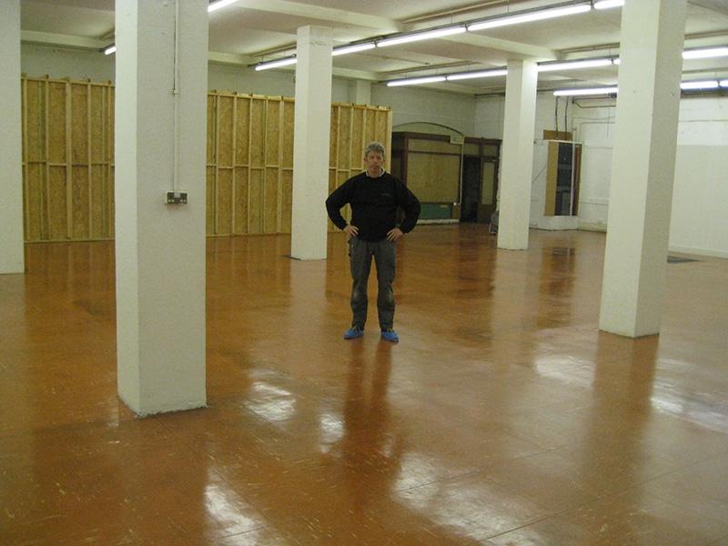 Vinyl Composition Tile Vct Restoration Kcfn Dover