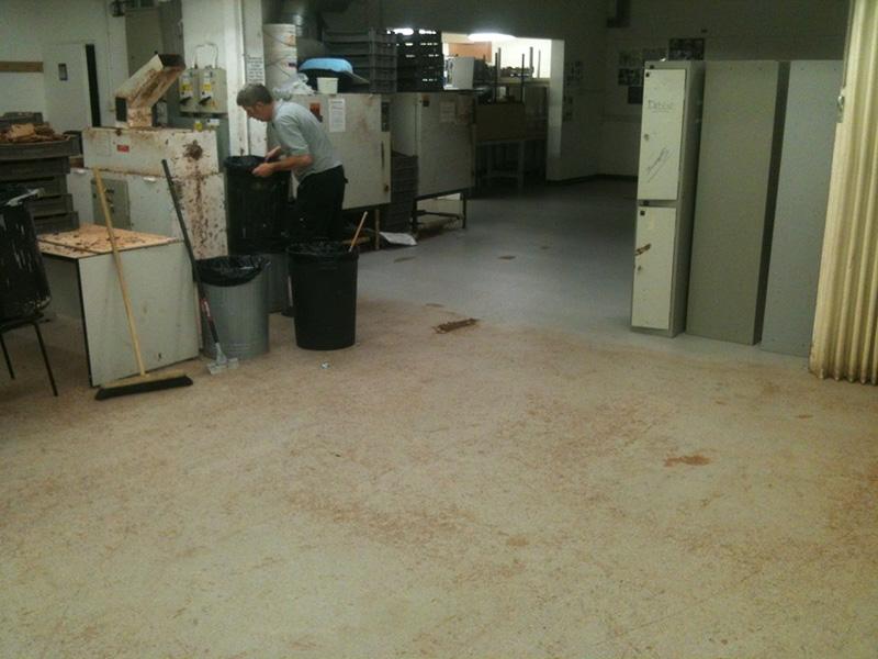 Vinyl Flooring Restoration Vinyl Flooring Restoration