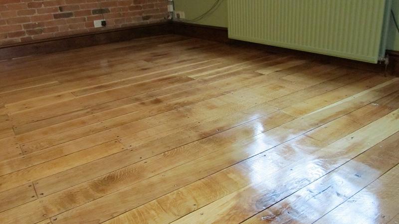 Wood Floor Restoration Warwick