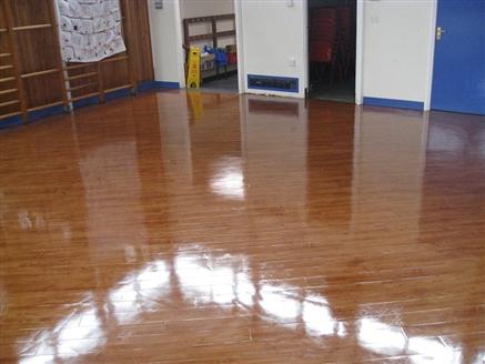 Amtico Vinyl Restoration Eastern Green Junior School