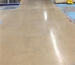 Polished concrete is an eco-friendly and durable solution that makes maintenance much easier on floors in a wide range of environments.