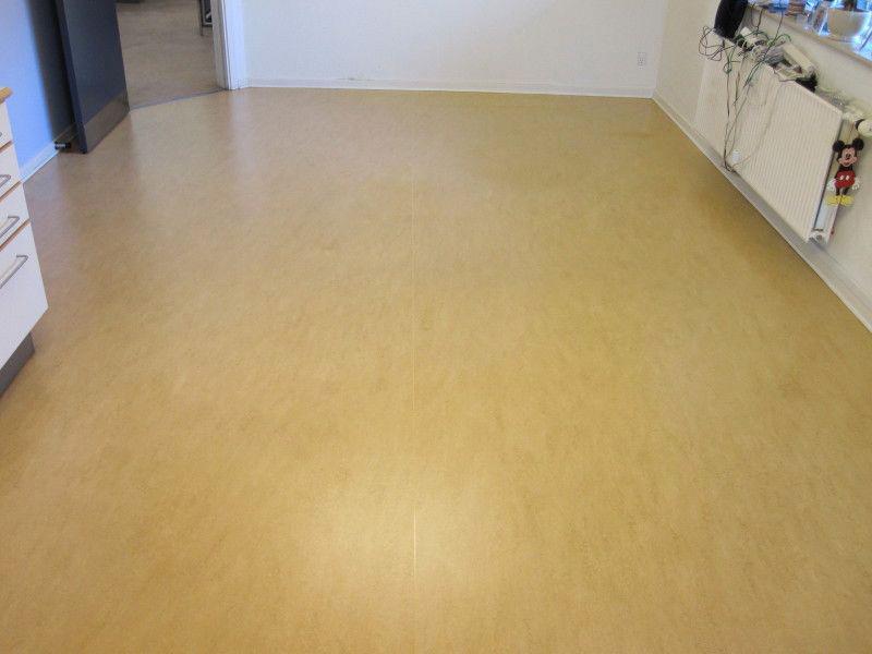 Linoleum Floor Treatment Linoleum Floor Treatment In Care
