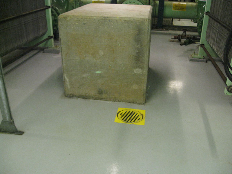Concrete floor cleaning scottish power for Concrete floor cleaning products
