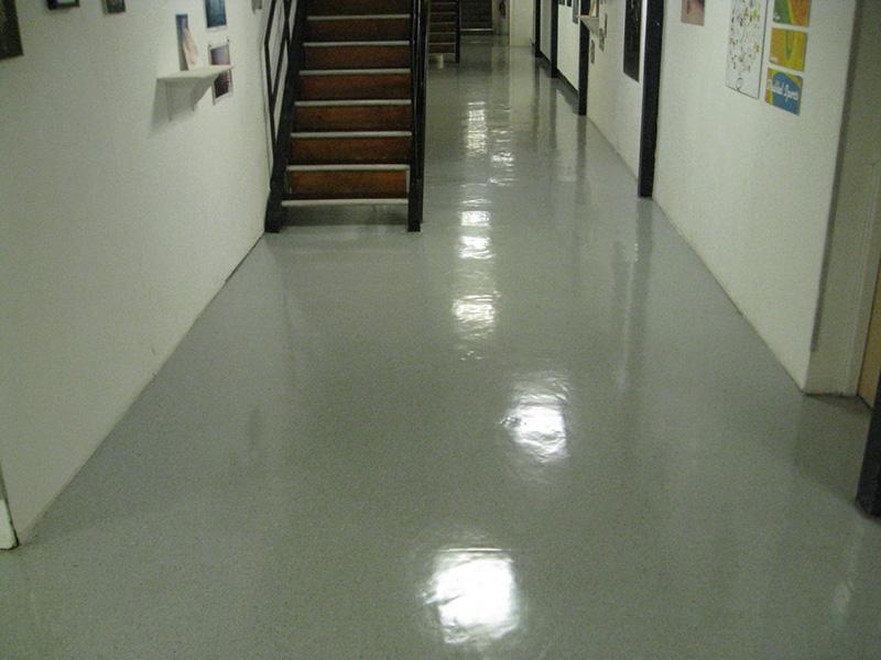 Coventry University Art Design Vinyl Corridors - Vinyl flooring coventry