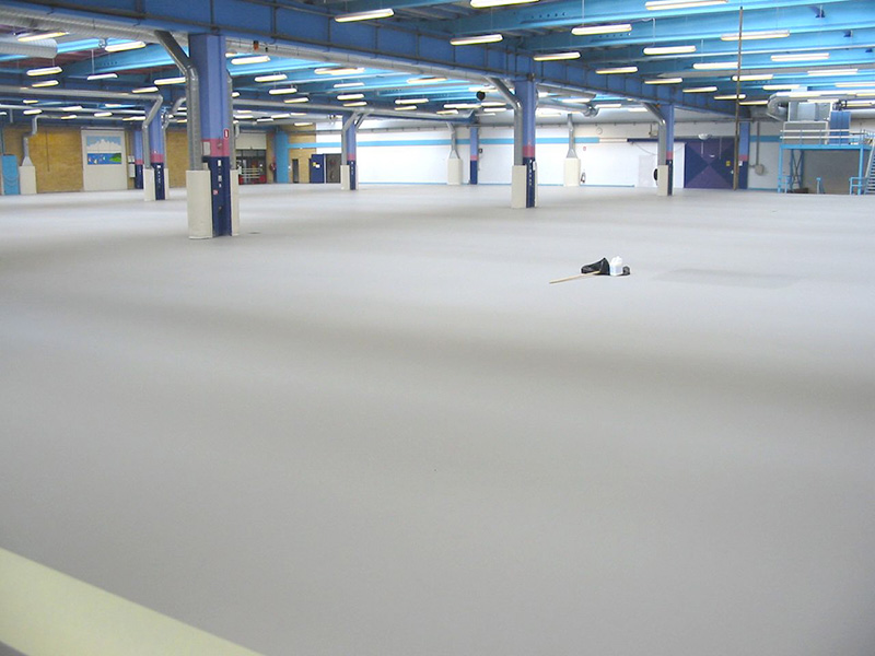 Pur Vinyl Polyurethane Amp Epoxy Resign Floor Cleaning