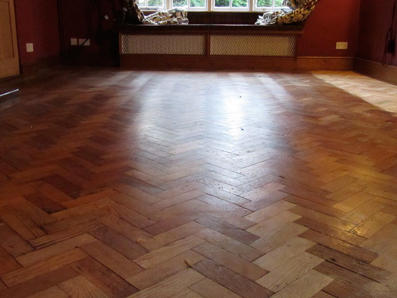 Wood Floor Restoration Warwick