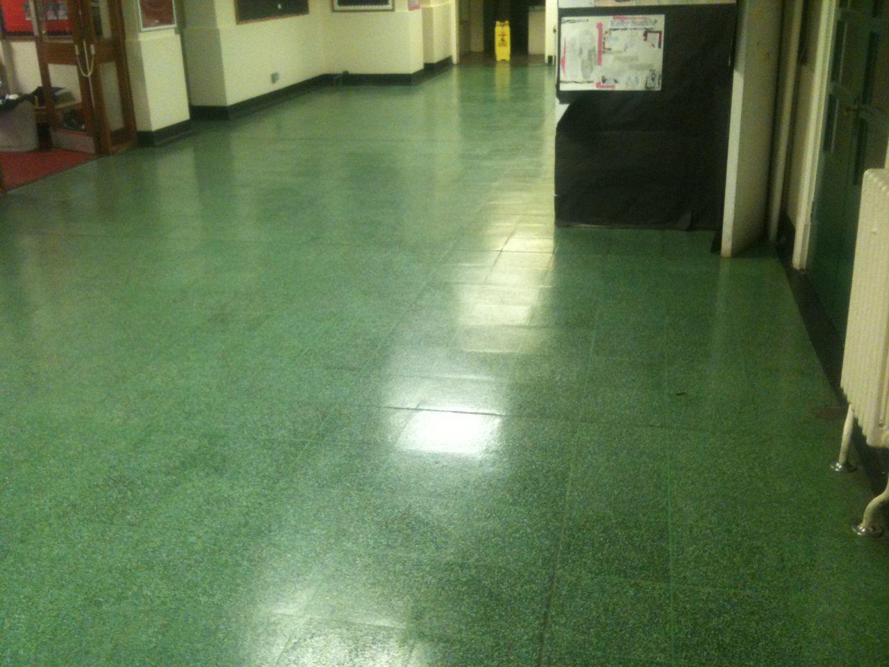 Restoration Of Terrazzo Flooring Cleaning Of Terrazzo
